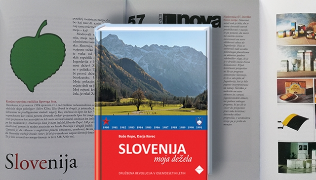 The book Slovenia, my country was published